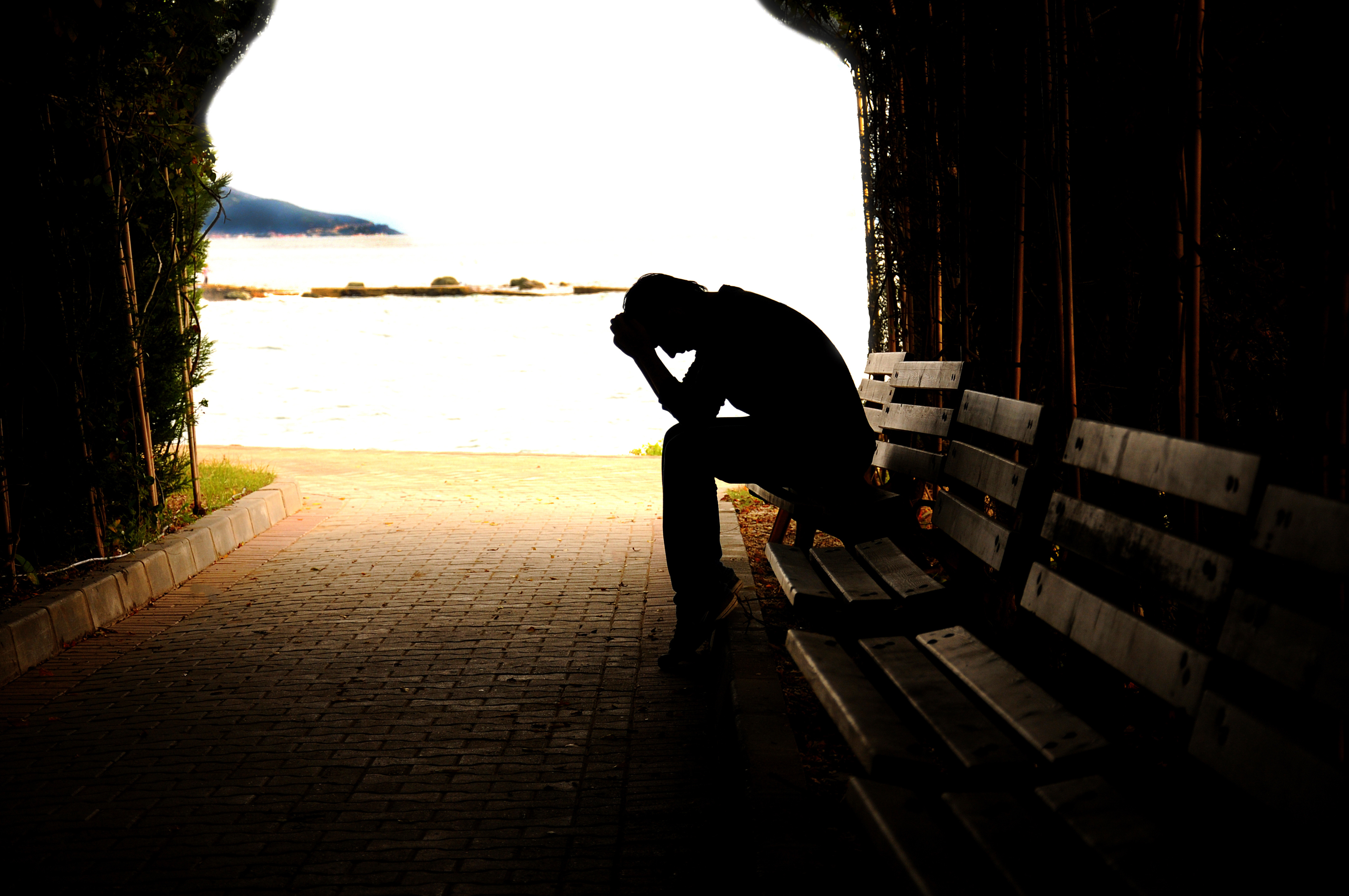 прекрасно картинки грусть одиночество мужчины на аву планировала работать одной